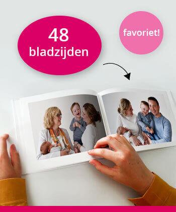 Fotoboek 48 bladzijden