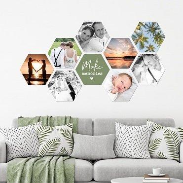 Hexagon bestellen