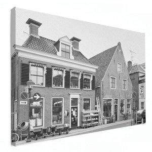 Offerte foto op canvas