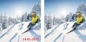 Bewerking datum verwijderen van foto