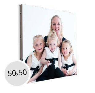 Foto op Canvas 50x50 cm